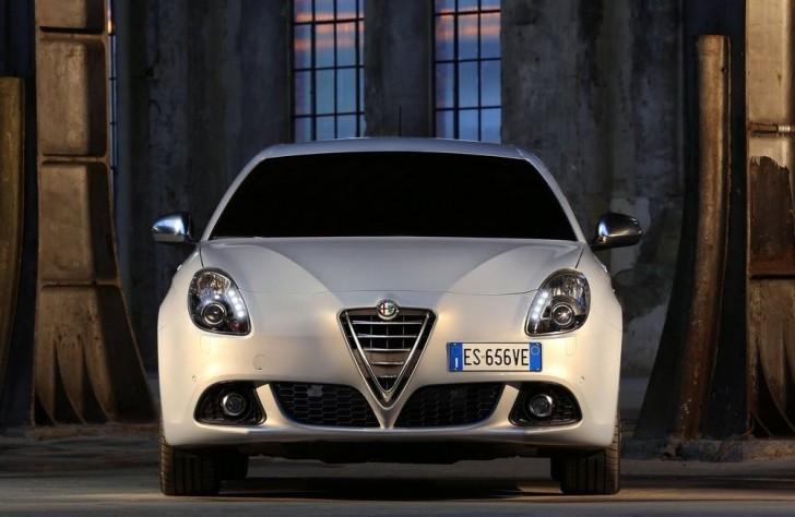 Alfa Romeo Giulietta 2014 07
