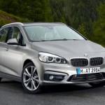 BMW「新型2シリーズ アクティブツアラー」デザイン画像集 - エクステリア
