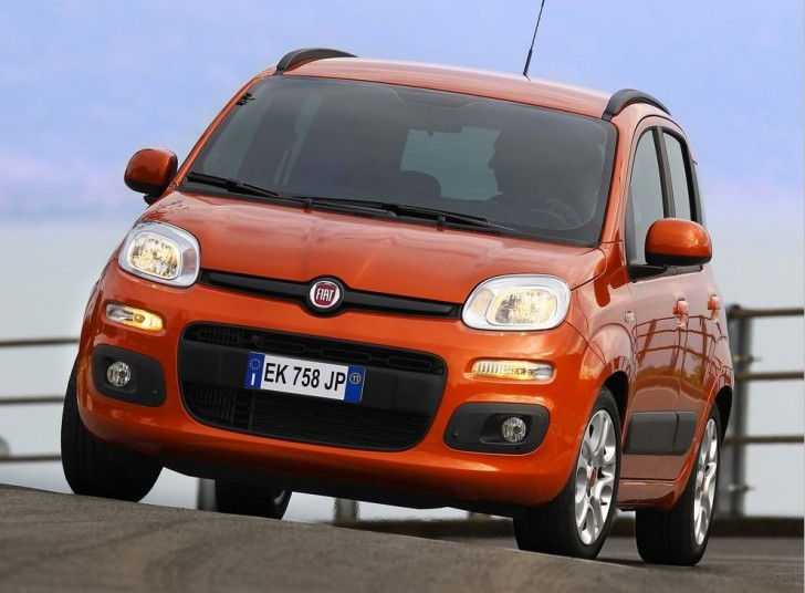 Fiat Panda 2013 01