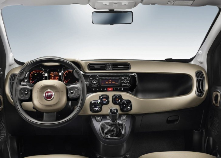 Fiat Panda 2013 06