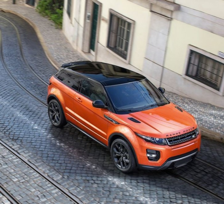 Land Rover Range Rover Evoque Autobiography Dynamic 2015 02