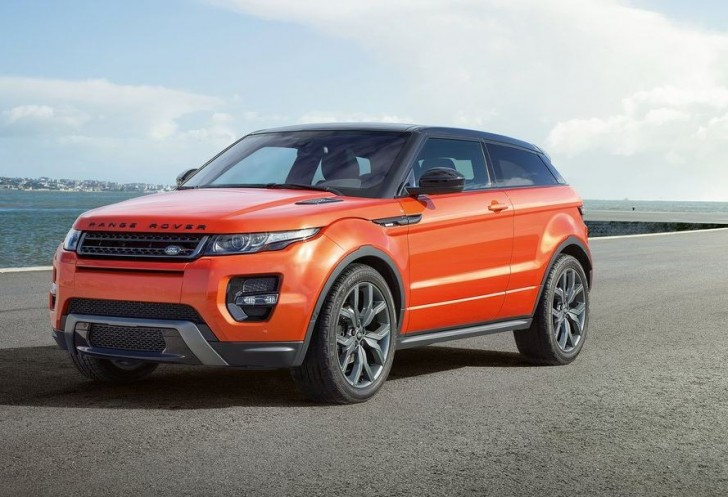 Land Rover Range Rover Evoque Autobiography Dynamic 2015 03