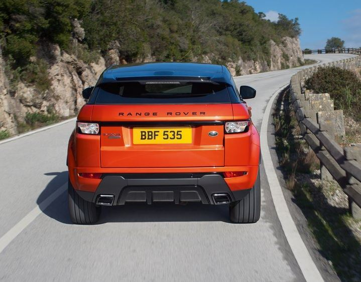Land Rover Range Rover Evoque Autobiography Dynamic 2015 06