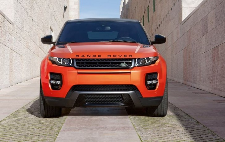 Land Rover Range Rover Evoque Autobiography Dynamic 2015 07