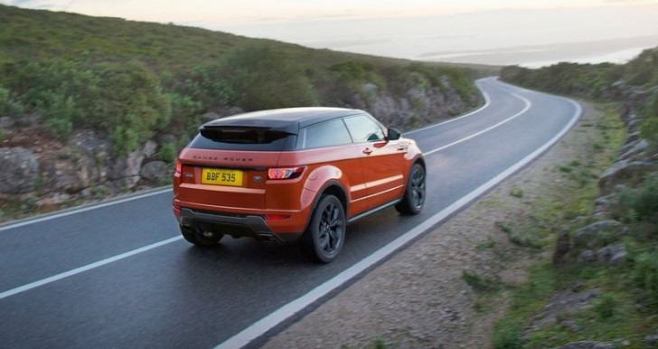 Land Rover Range Rover Evoque Autobiography Dynamic 2015 10