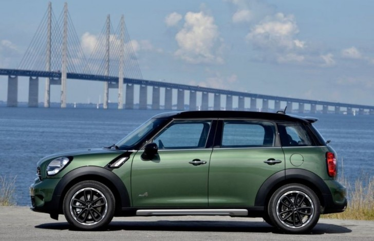 MINI COUNTRYMAN CROSSOVER 2015 03