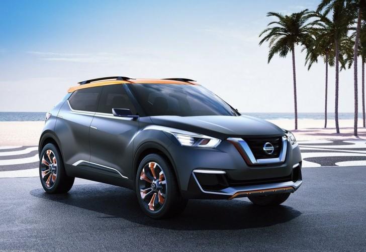 Nissan Kicks Concept 2014 01