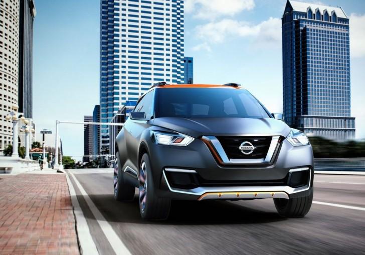 Nissan Kicks Concept 2014 02
