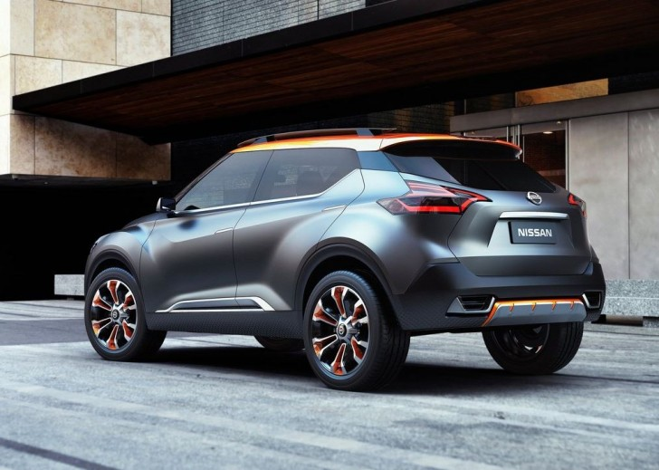 Nissan Kicks Concept 2014 03