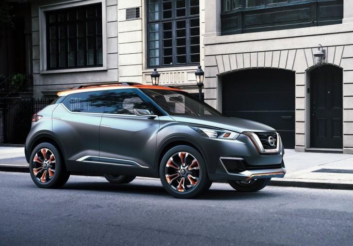 Nissan Kicks Concept 2014 04