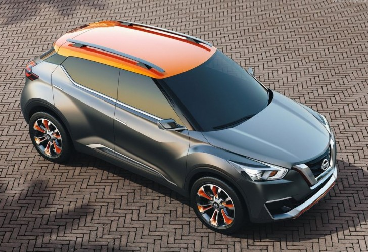 Nissan Kicks Concept 2014 05