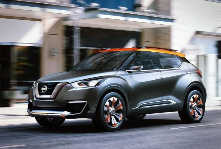 Nissan Kicks Concept 2014 06