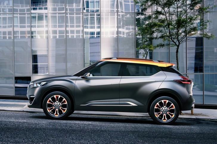 Nissan Kicks Concept 2014 07