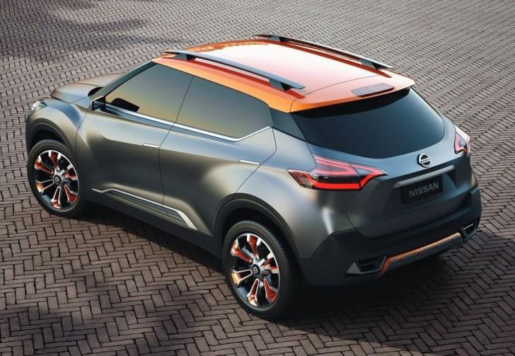 Nissan Kicks Concept 2014 08