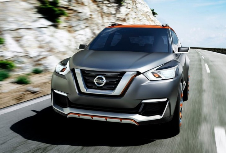 Nissan Kicks Concept 2014 10