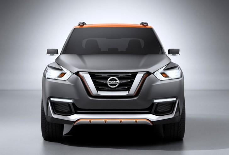 Nissan Kicks Concept 2014 11