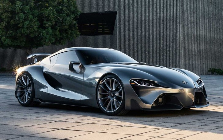 Toyota FT-1 Graphite Concept 2014 01