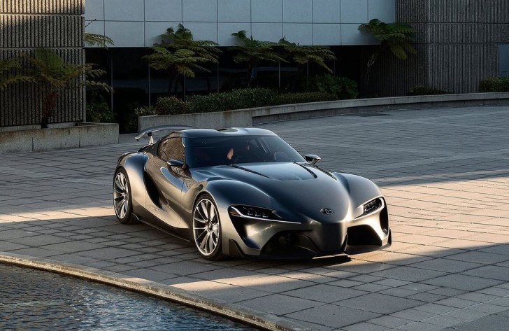 Toyota FT-1 Graphite Concept 2014 02
