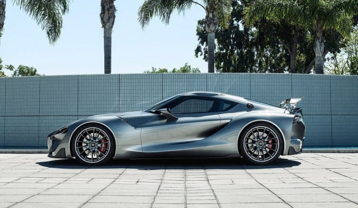Toyota FT-1 Graphite Concept 2014 03