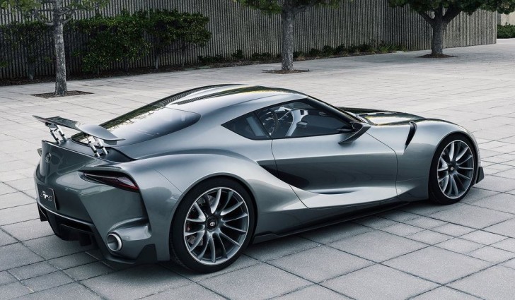 Toyota FT-1 Graphite Concept 2014 04