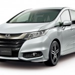 HONDA ODESSEY Absolute 2014
