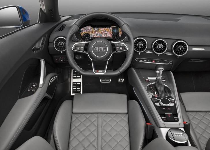 Audi TT Roadster 2015 08