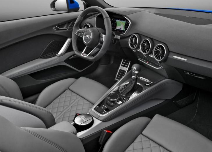 Audi TT Roadster 2015 09