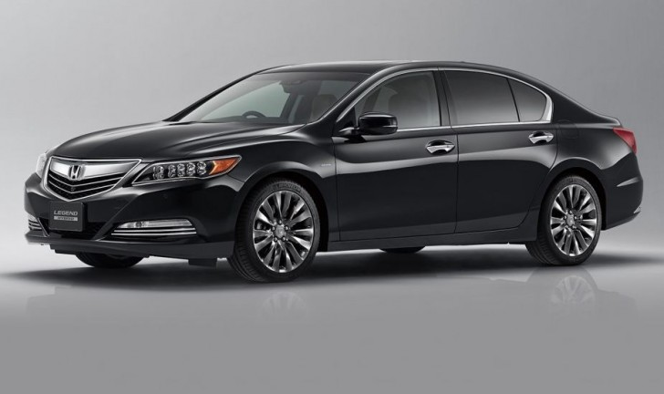 HONDA LEGEND 2015 02