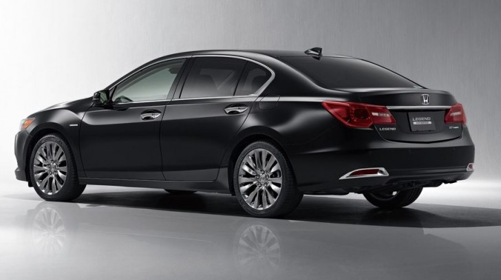 HONDA LEGEND 2015 04