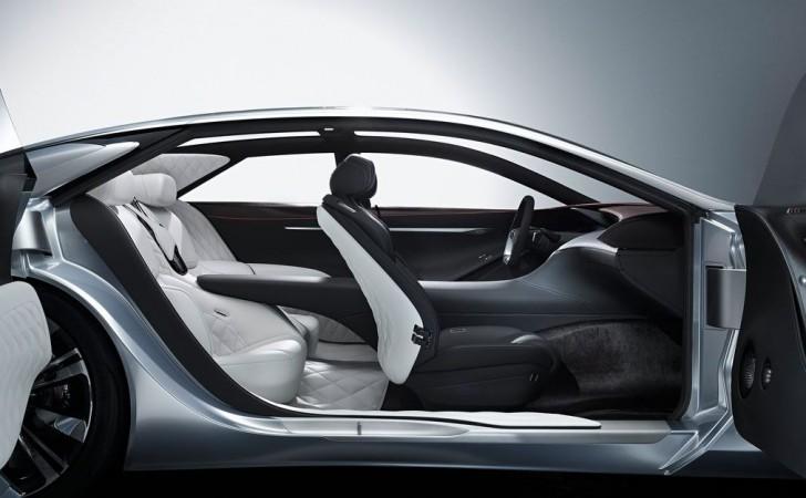 Infiniti Q80 Inspiration Concept 2014 12