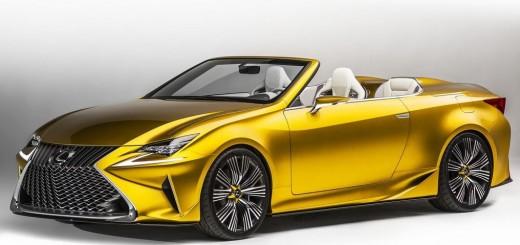 Lexus LF-C2 Concept 2014 01