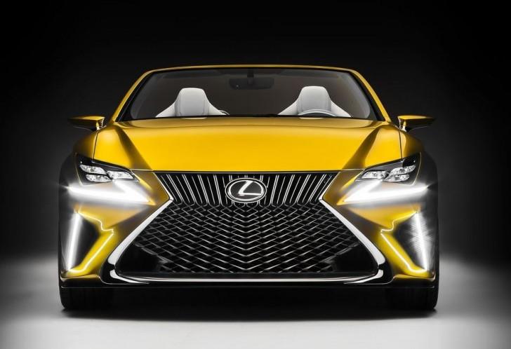 Lexus LF-C2 Concept 2014 02