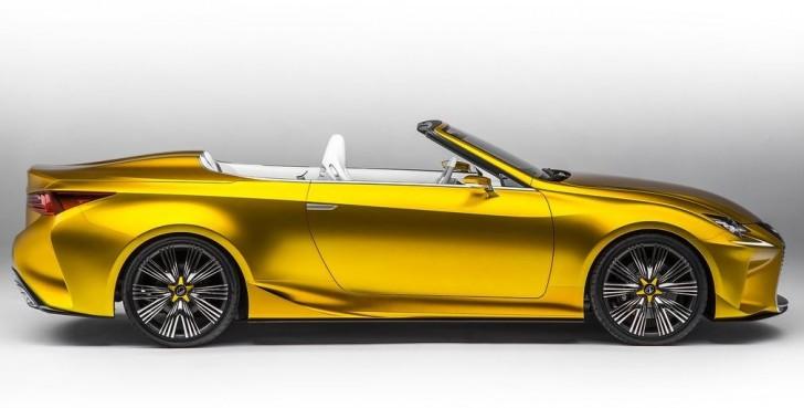 Lexus LF-C2 Concept 2014 03
