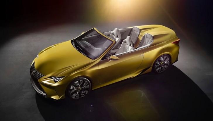 Lexus LF-C2 Concept 2014 04