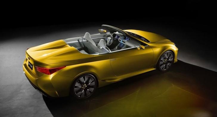 Lexus LF-C2 Concept 2014 05