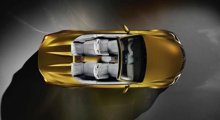 Lexus LF-C2 Concept 2014 06