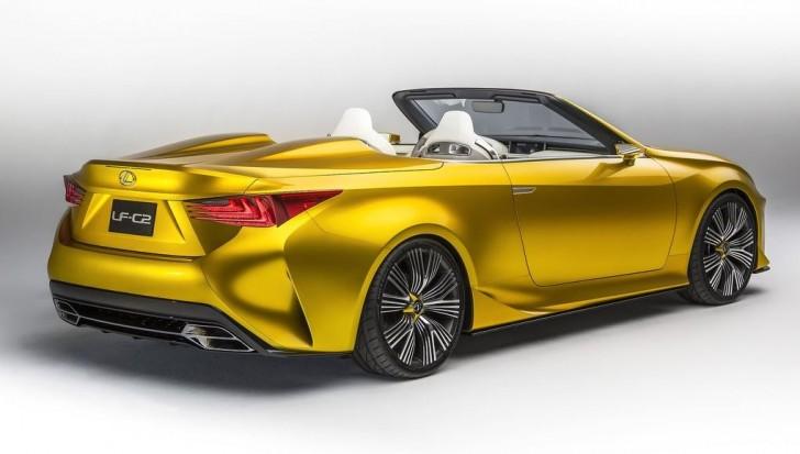 Lexus LF-C2 Concept 2014 07