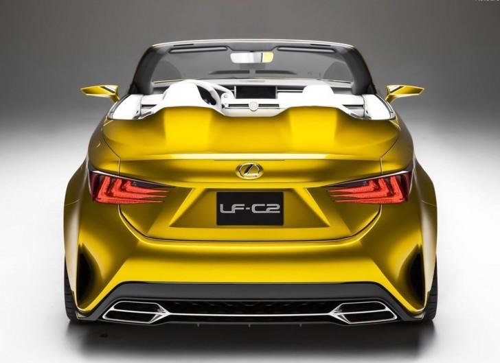 Lexus LF-C2 Concept 2014 08