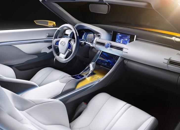 Lexus LF-C2 Concept 2014 09