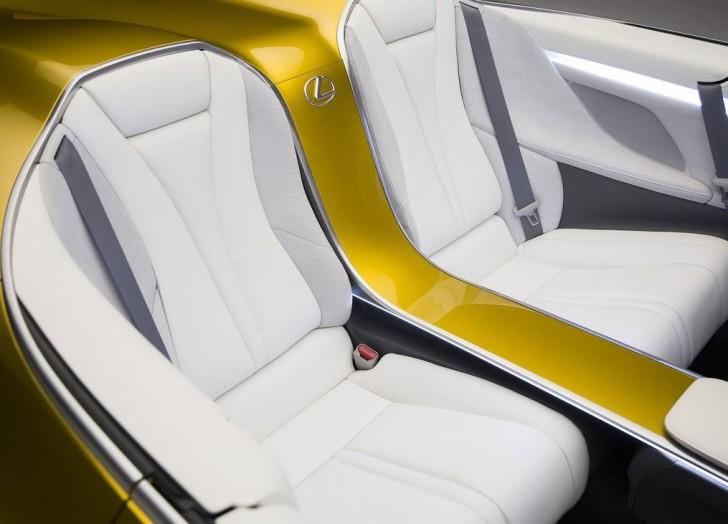 Lexus LF-C2 Concept 2014 13