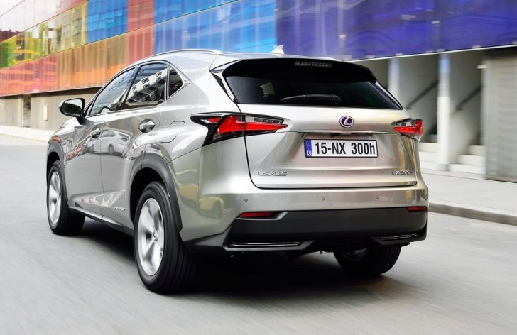 Lexus NX 2015 05