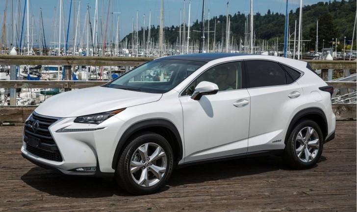 Lexus NX 2015 06