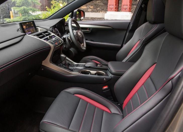 Lexus NX 2015 10