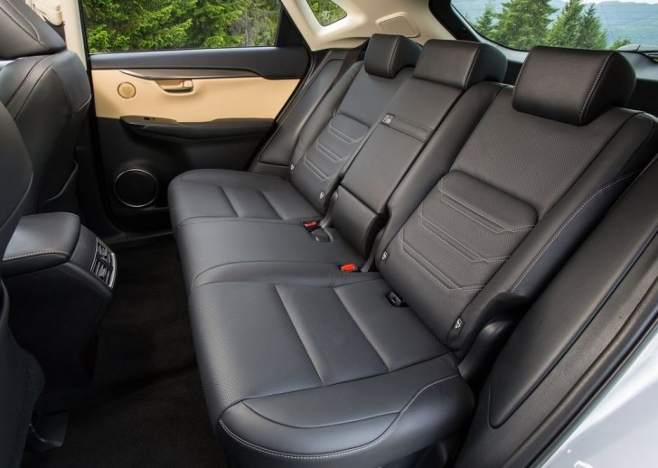 Lexus NX 2015 11