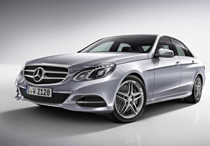 Mercedes-Benz E-class 2014 00