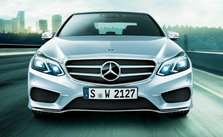 Mercedes-Benz E-class 2014 01