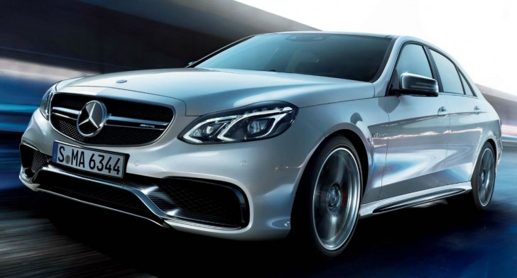 Mercedes-Benz E-class 2014 03