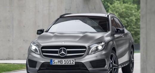 Mercedes-Benz GLA-Class 2015 01