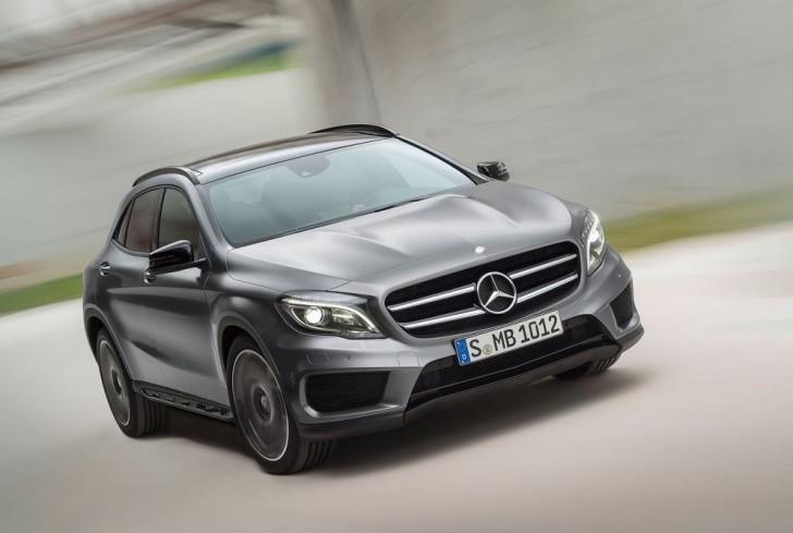 Mercedes-Benz GLA-Class 2015 02