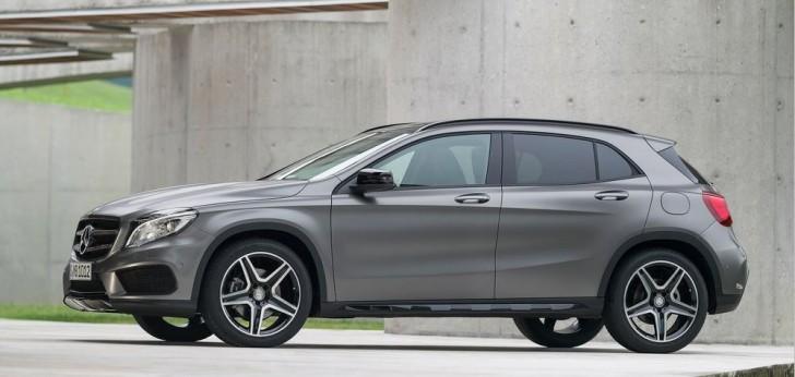 Mercedes-Benz GLA-Class 2015 03